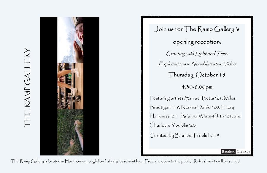Ramp Gallery Opening Reception