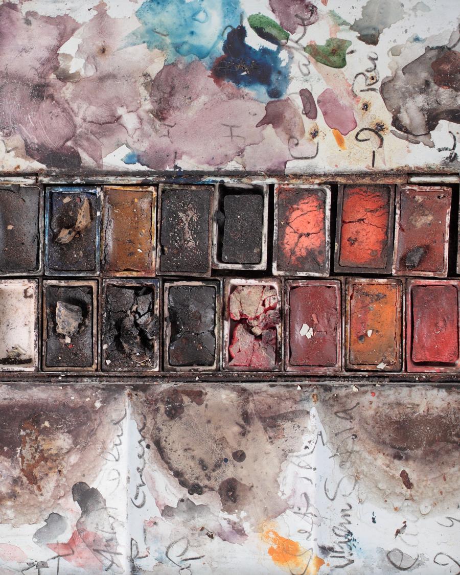 Pigment Exploration Workshop