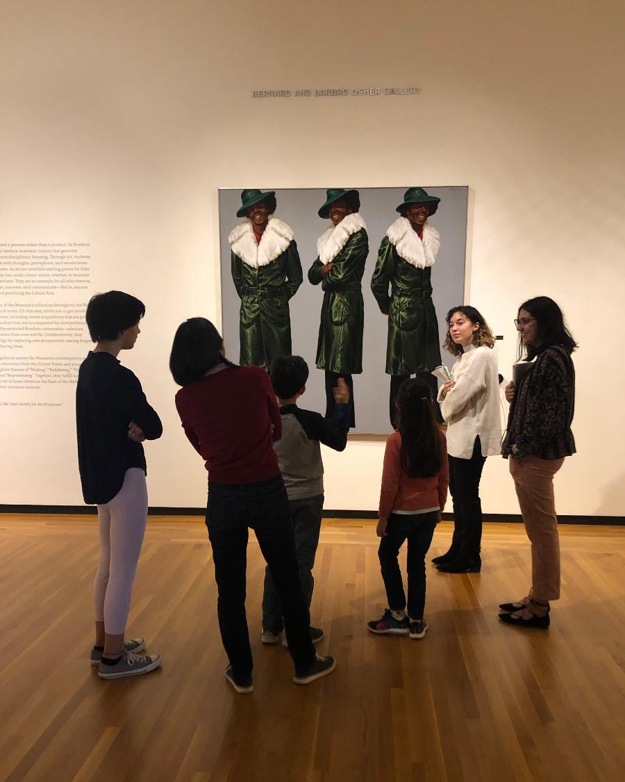 Virtual Family Saturday at the Museum of Art