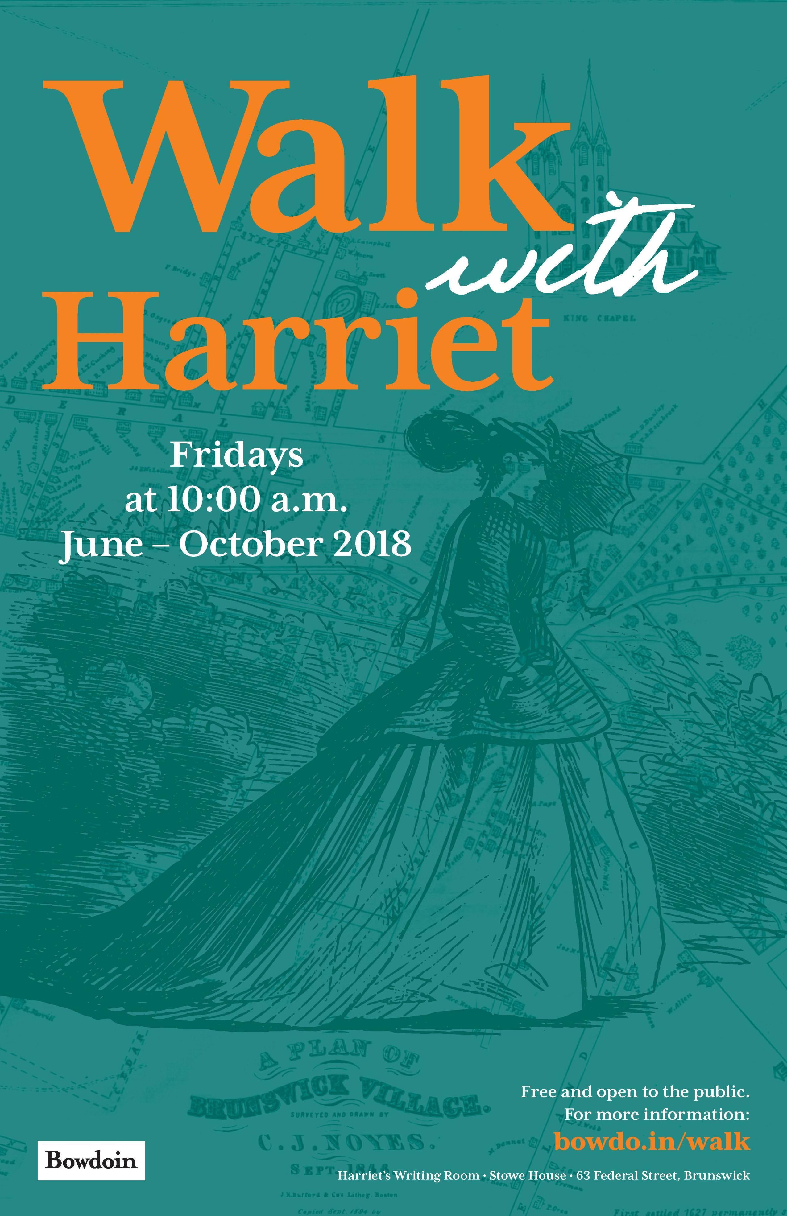Walk with Harriet