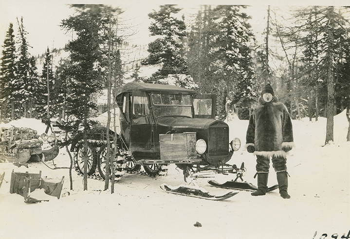 """""""Back on Tracks: The Recovery and Restoration of Labrador's First Snowmobile, a Model-T Ford"""" with Jamie Brake"""