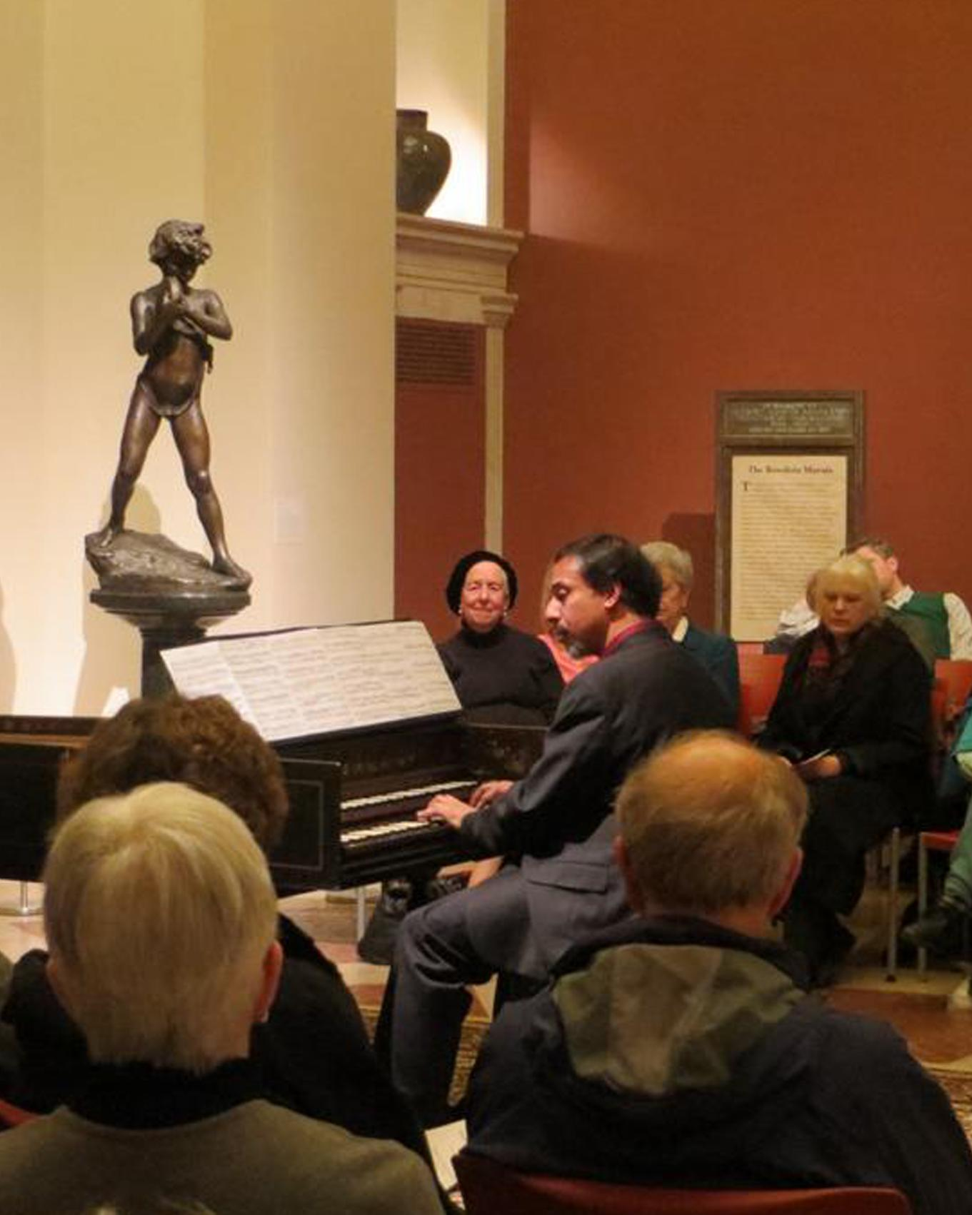 Music at the Museum with George Lopez
