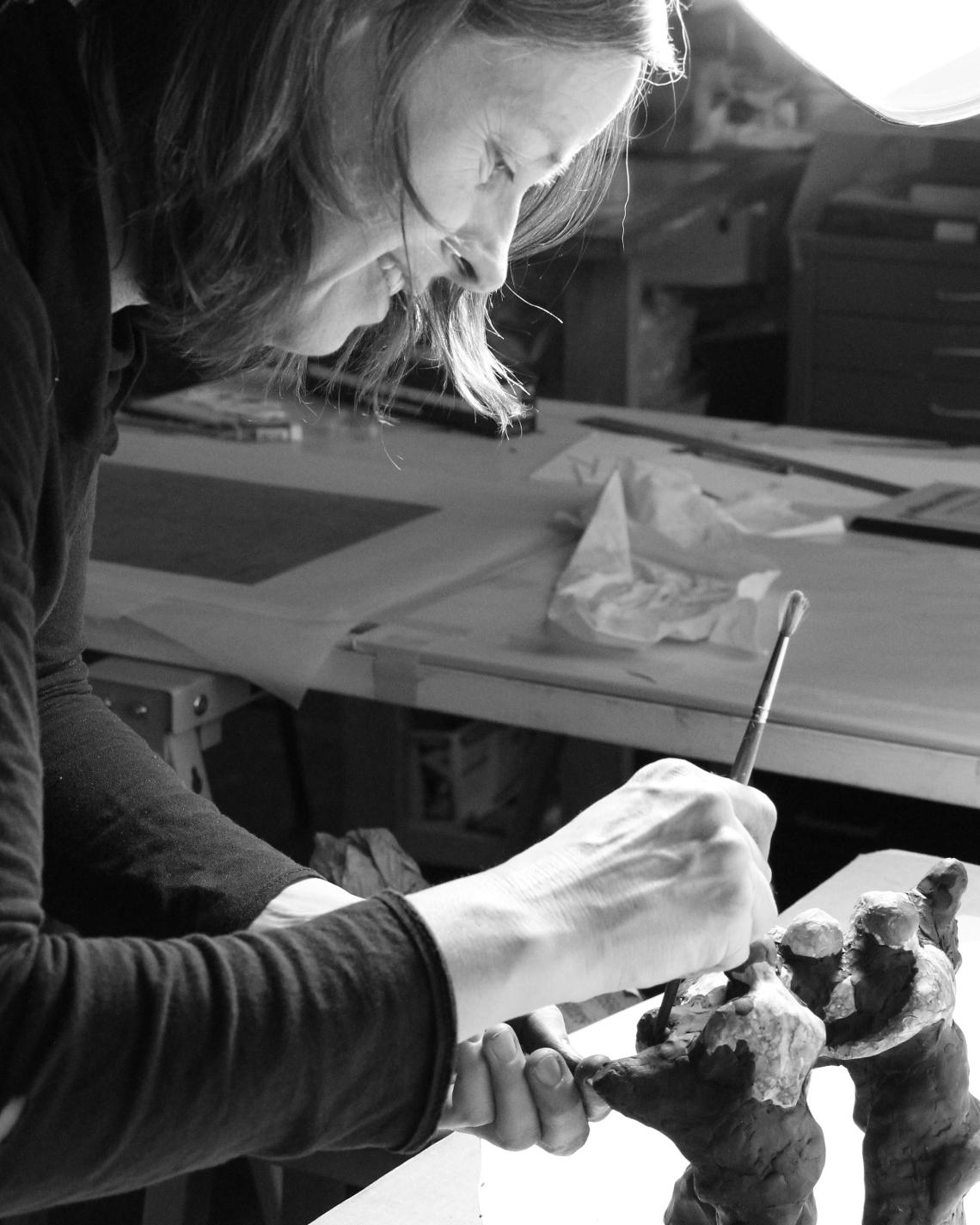 Drawing Workshop with artist Andrea Sulzer